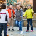 Basisschoolkinderen fitter door Keigaaf