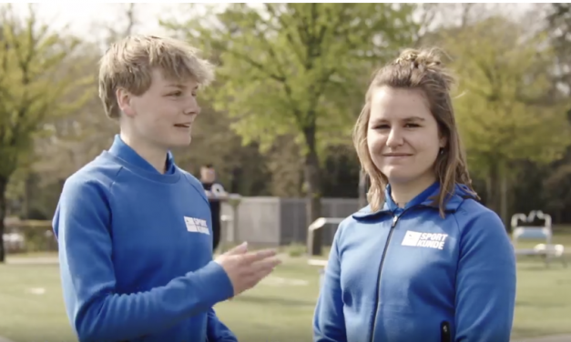 Beweegmaatje | Samenwerking met Ergon en Eindhoven Sport